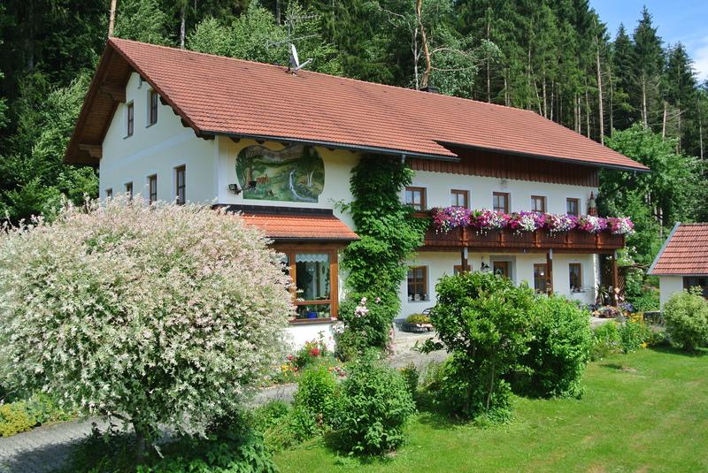 Ferienwohnung Haus am Waldrand Bilder